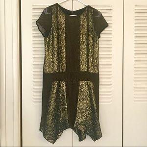Anthropologie Anna Sui Dress